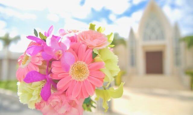ラッキーアイテム「花」