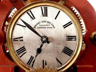 今日のラッキーアイテム「時計」