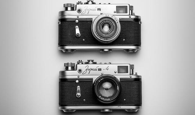 今日のラッキーアイテム「カメラ」の画像
