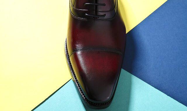 ラッキーアイテム「革靴」