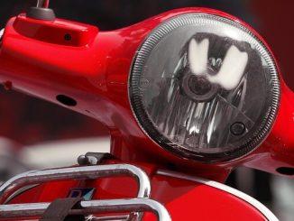 ラッキーアイテム「バイク」の画像