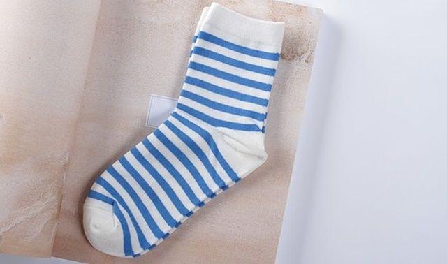 今日のラッキーアイテム「靴下」