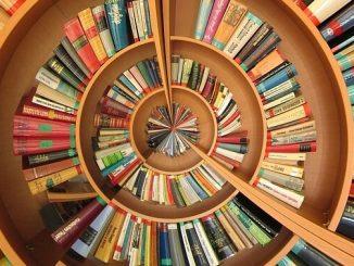 ラッキーアイテム「本棚」の画像