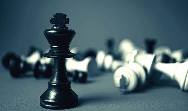 今日のラッキーアイテム「チェス」