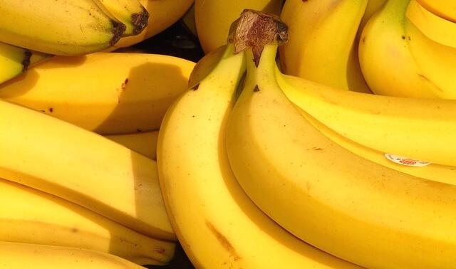 今日のラッキーアイテム「バナナ」