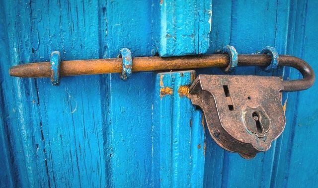 今日のラッキーアイテム「鍵」
