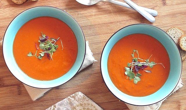 今日のラッキーアイテム「スープ」