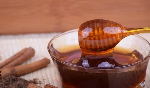 今日のラッキーアイテム「蜂蜜」