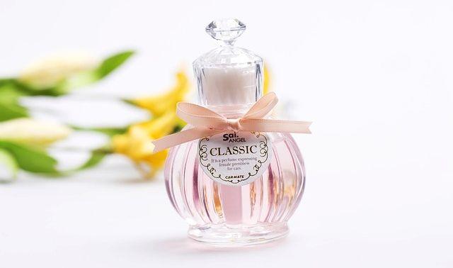 ラッキーアイテム「香水」の画像