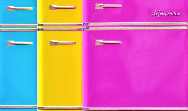 今日のラッキーアイテム「冷蔵庫」