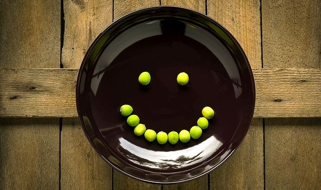 今日のラッキーアイテム「お皿」