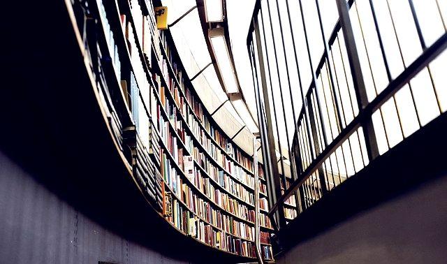 今日のラッキーアイテム「本棚」