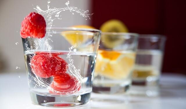 今日のラッキーアイテム「グラス」