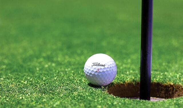 今日のラッキーアイテム「ゴルフ用品」