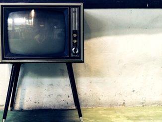 今日のラッキーアイテム「テレビ」