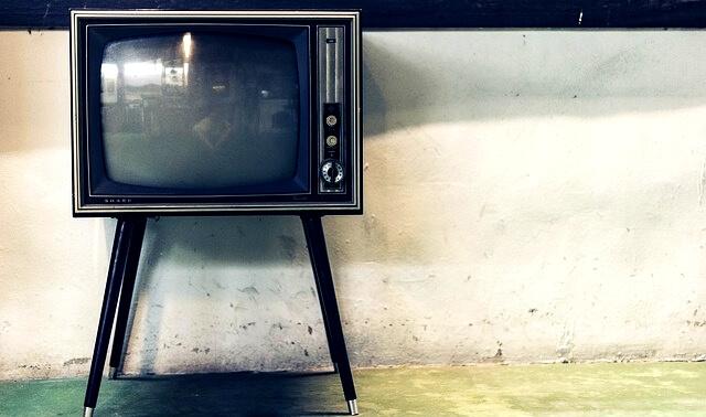 今日のラッキーアイテム「テレビ」の画像