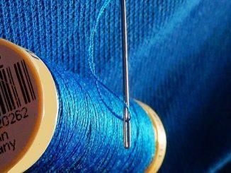 今日のラッキーアイテム「裁縫道具」