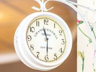ラッキーアイテム「時計」の画像