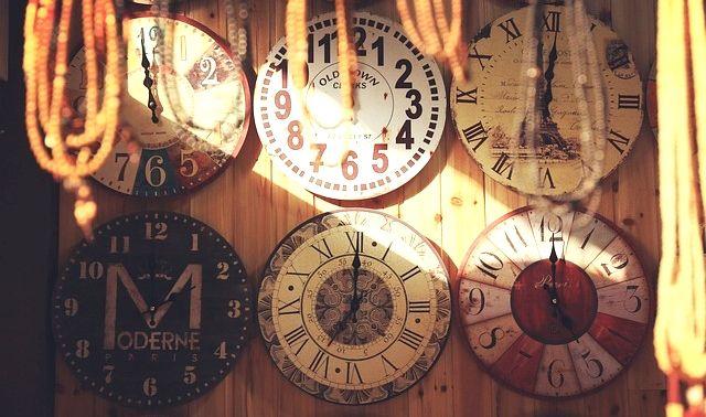 今日のラッキーアイテム「時計」の画像