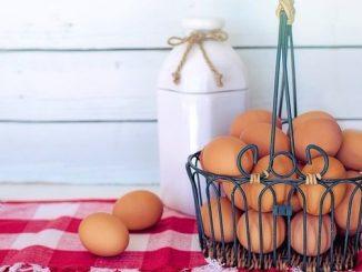 ラッキーアイテム「卵」の画像
