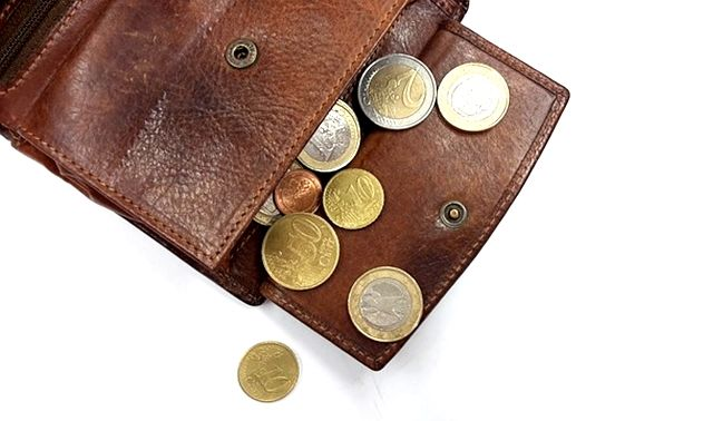 今日のラッキーアイテム「財布」の画像
