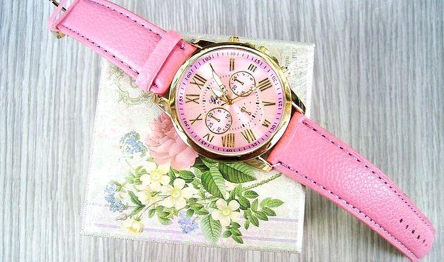 今日のラッキーアイテム「腕時計」