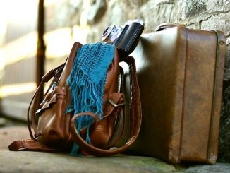 今日のラッキーアイテム「鞄」の画像
