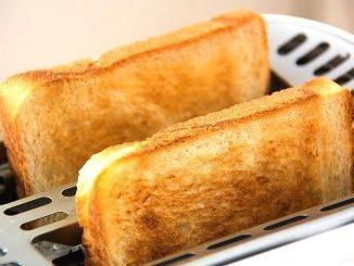 ラッキーアイテム「食パン」の画像
