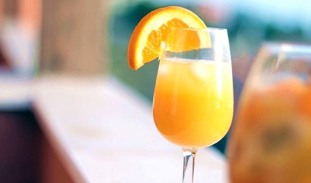 今日のラッキーアイテム「オレンジジュース」の画像