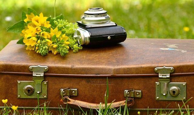 ラッキーアイテム「スーツケース」の画像