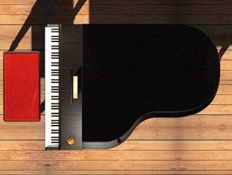 今日のラッキーアイテム「ピアノ」