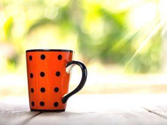 今日のラッキーアイテム「マグカップ」