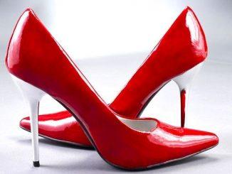 ラッキーアイテム「靴」の画像