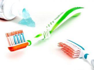 ラッキーアイテム「歯ブラシ」の画像