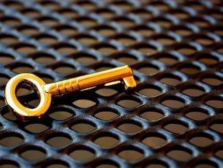 ラッキーアイテム「鍵」の画像