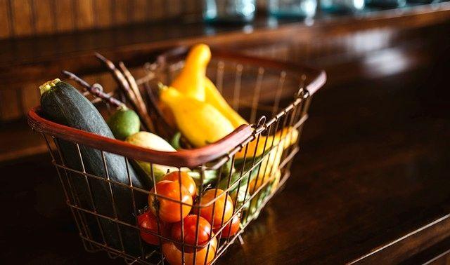 今日のラッキーアイテム「野菜」