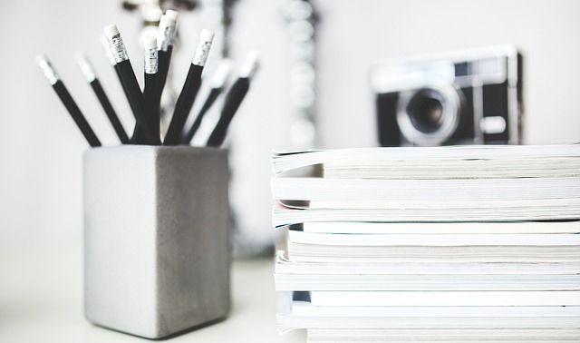 ラッキーアイテム「鉛筆」の画像