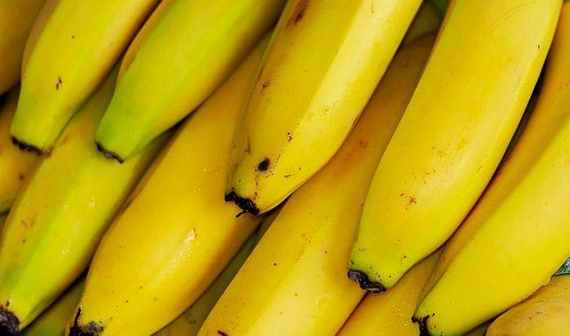 ラッキーアイテム「バナナ」の画像