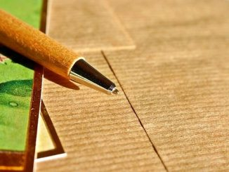 ラッキーアイテム「ボールペン」の画像