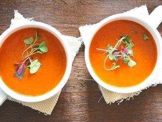 今日のラッキーアイテム「スープ」の画像