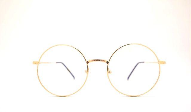 今日のラッキーアイテム「メガネ」