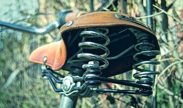 今日のラッキーーアイテム「自転車」