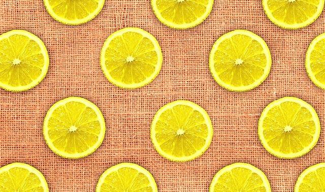 今日のラッキーアイテム「レモン」