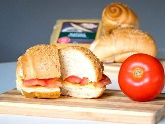 今日のラッキーアイテム「サンドウィッチ」
