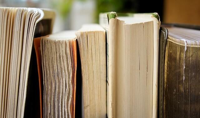 今日のラッキーアイテム「古い本」