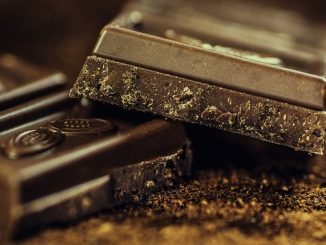 今日のラッキーアイテム「チョコレート」