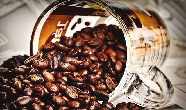 今日のラッキーアイテム「コーヒー」