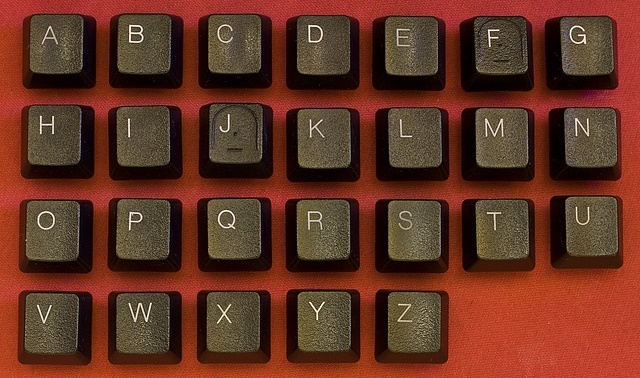 今日のラッキーアイテム「キーボード」