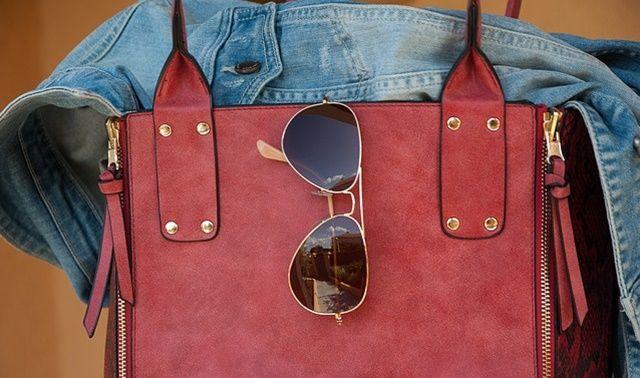 今日のラッキーアイテム「鞄」