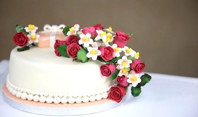今日のラッキーアイテム「ケーキ」